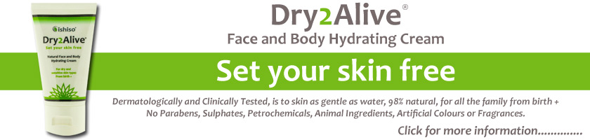 Dry2Alive Face and Body Hydrating Cream